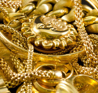 Cash for Broken and Scrap Gold Jewelry