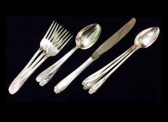 Sell Silverware Full and Partial Sets