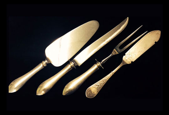 Buyers of Sterling Silverware