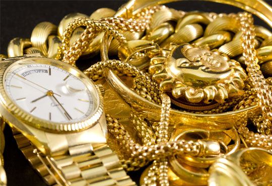 Gold & Watch Buyer